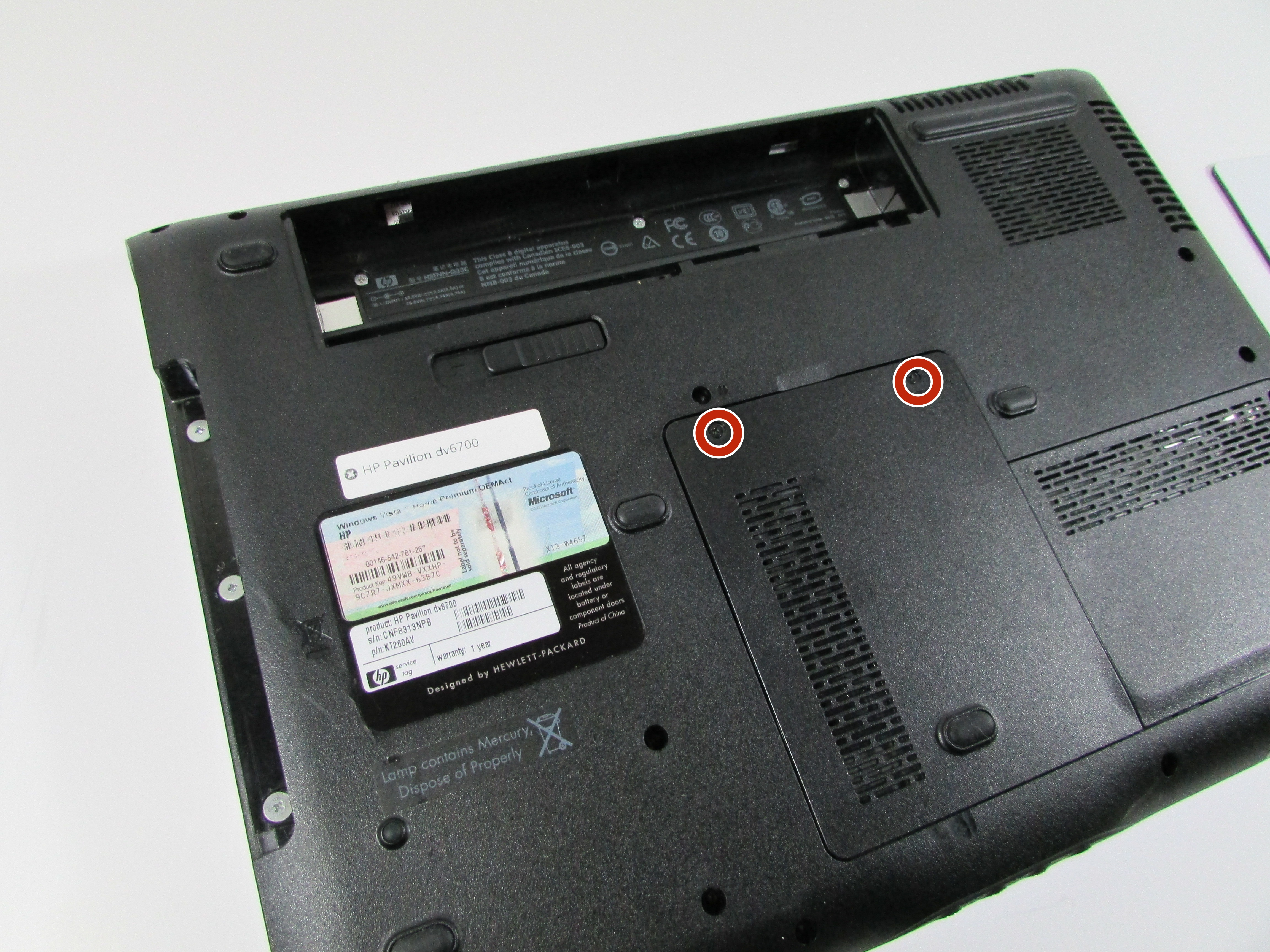 hp pavilion dv6700 manual espanol