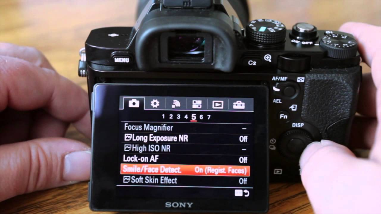 sony a7 ii manual download