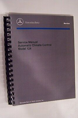 mercedes w124 repair manual free download