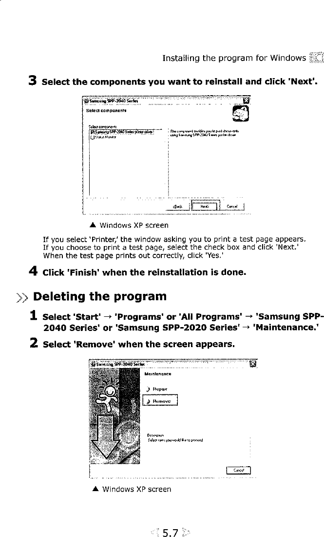 samsung spf 107h user manual