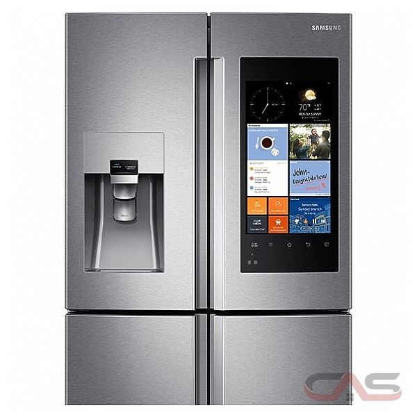 samsung touch screen fridge manual