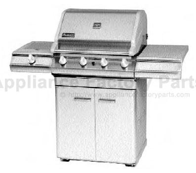 aussie bbq model 8770-ds manual