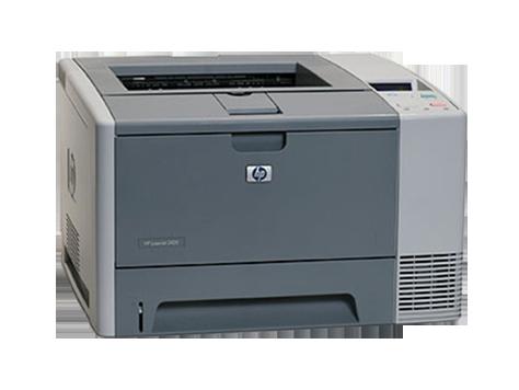 hp laserjet 2420n user manual