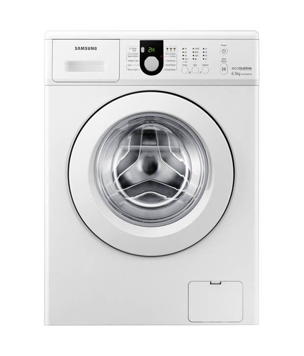 samsung washing machine 6.5 kg manual