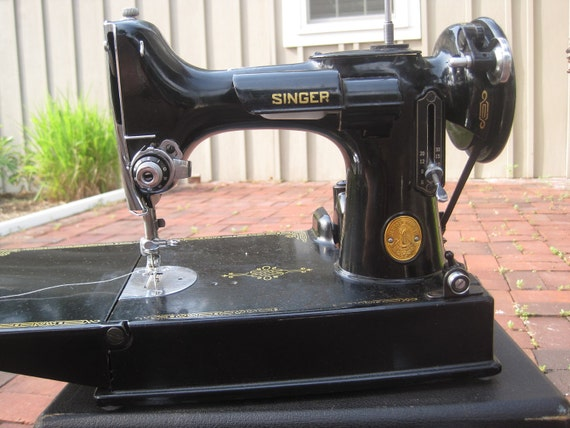 singer model 132q featherweight manual