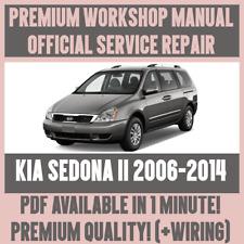 kia ceed workshop manual free download