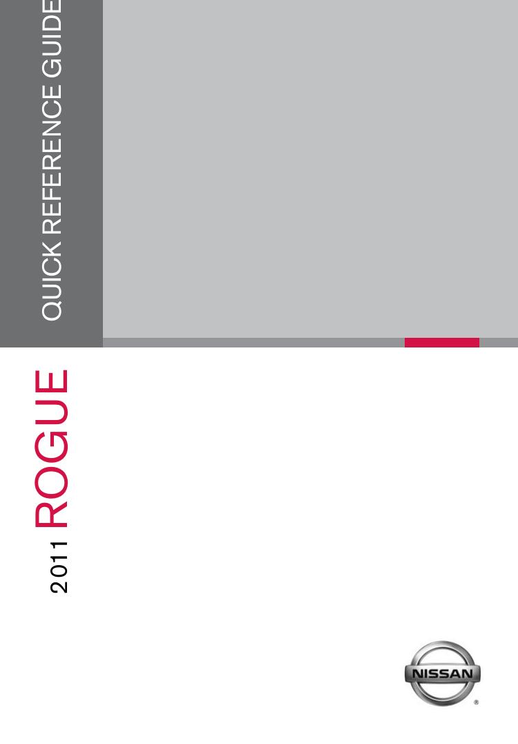 nissan rogue 2011 manual pdf