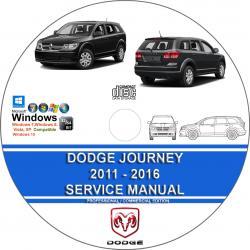 dodge journey repair manual download