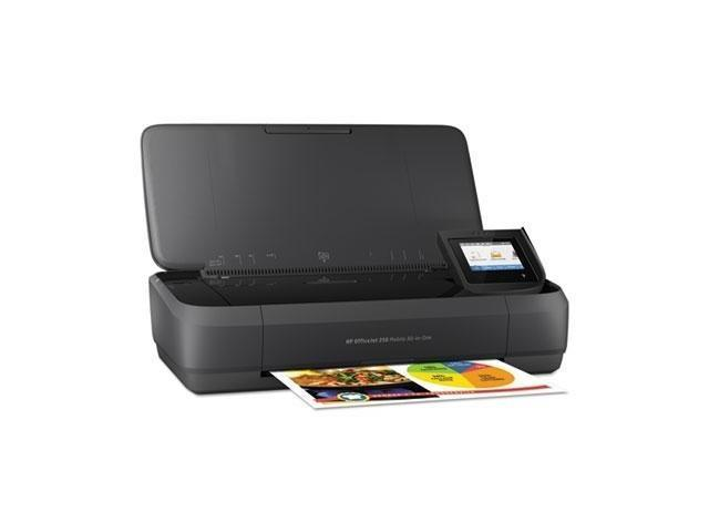 hp officejet 250 all in one manual