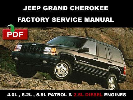 1993 jeep grand cherokee manual pdf