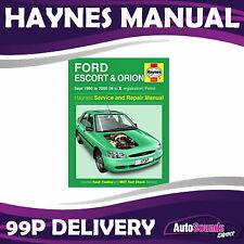 1994 ford escort repair manual pdf
