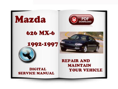 1997 mazda b2300 repair manual pdf