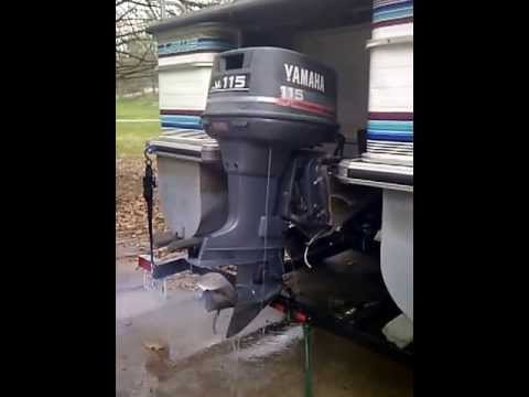 yamaha 30 hp precision blend motor manual