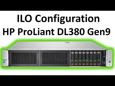 ilo 4 hp proliant manual