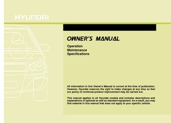 2002 hyundai sonata owners manual download