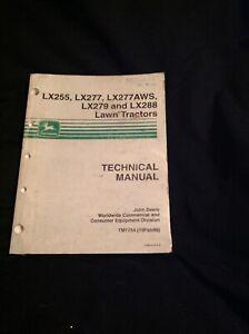 john deere lx 279 shop manual download