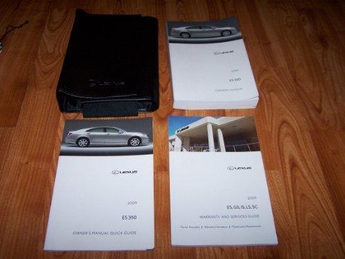 2009 lexus es 350 manual pdf