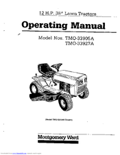 montgomery ward 2057 manual download