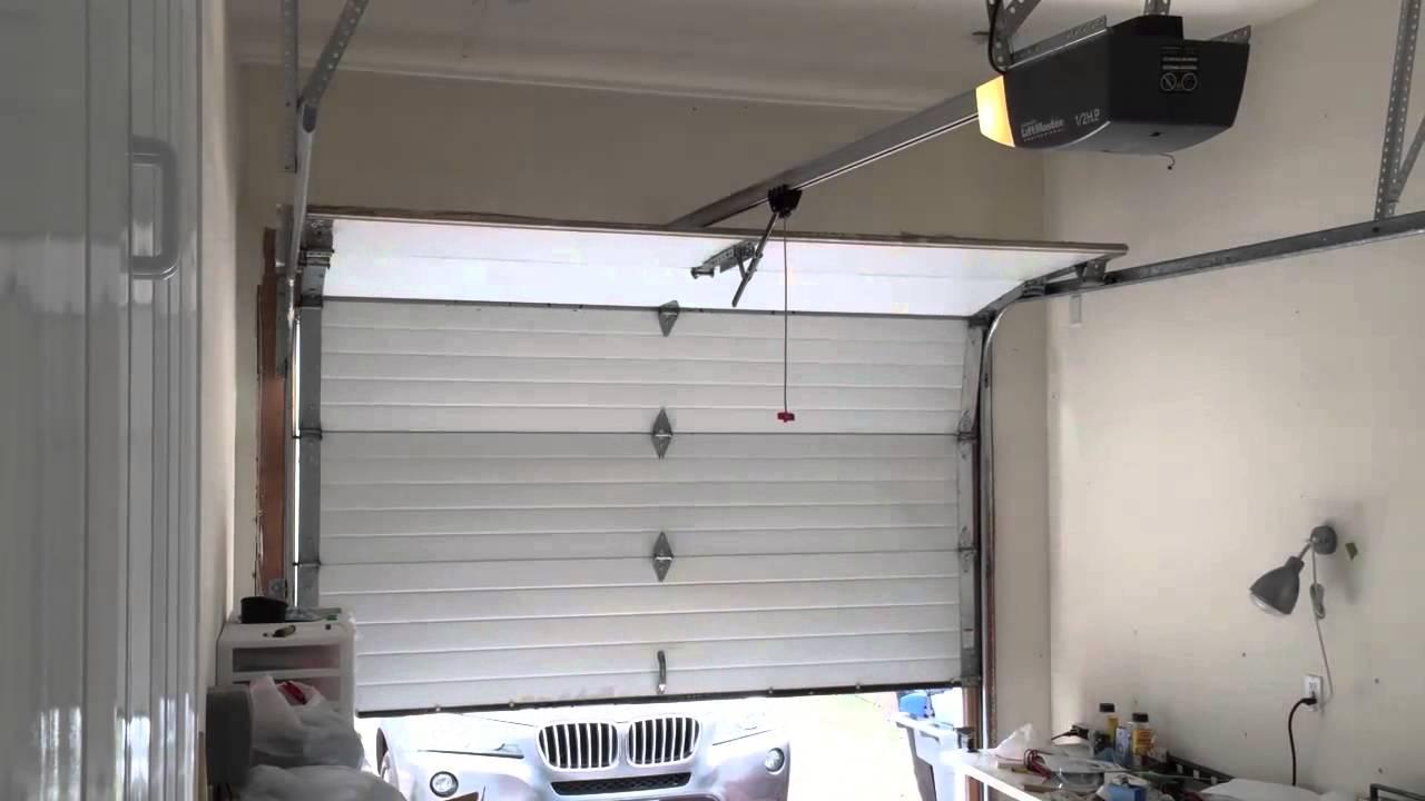 garage door opener chamberlain model 2000sdr manual