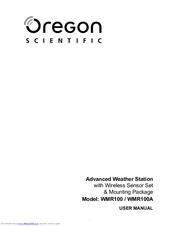 oregon scientific wmr100 manual download