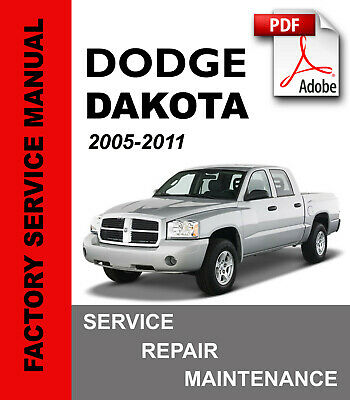 2006 dodge dakota repair manual pdf