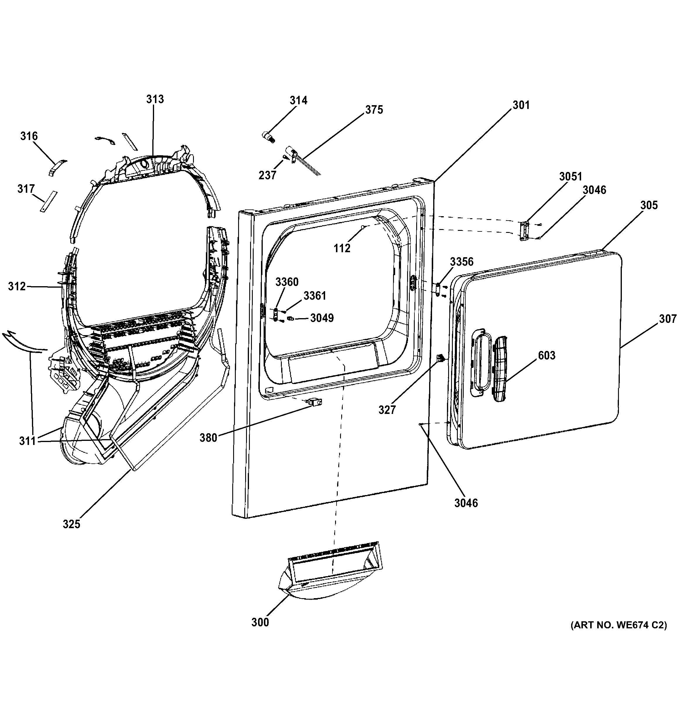 ge dryer model dwxr483eb3ww owner manual