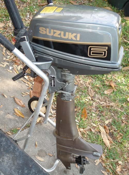 suzuki 50 hp 4 stroke manual