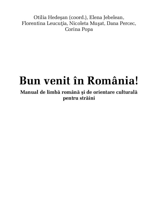 manual de limba romana pentru straini download