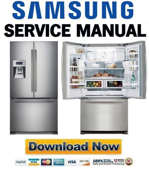 samsung refrigerator model rfg29phdrs owners manual