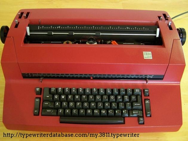 ibm electric typewriter model c service manual