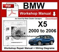 bmw x5 2006 manual pdf