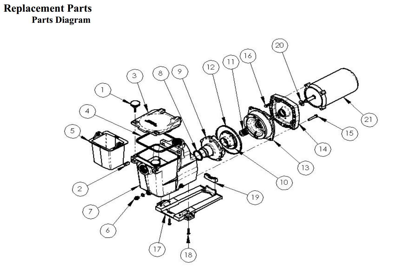 hayward pool pump model c48k2n143b1 manual