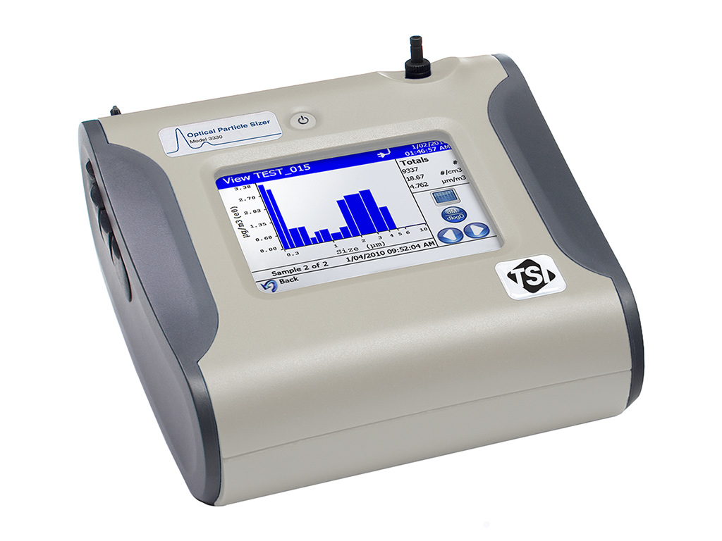 tsi nanoscan smps model 3910 manual