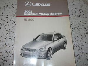 2002 lexus is300 repair manual pdf