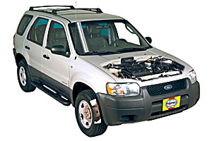 haynes manual ford escape download