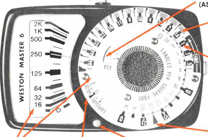 weston euromaster manual model s461 6