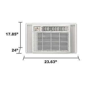 kenmore window air conditioner model 580 12000 btu manual