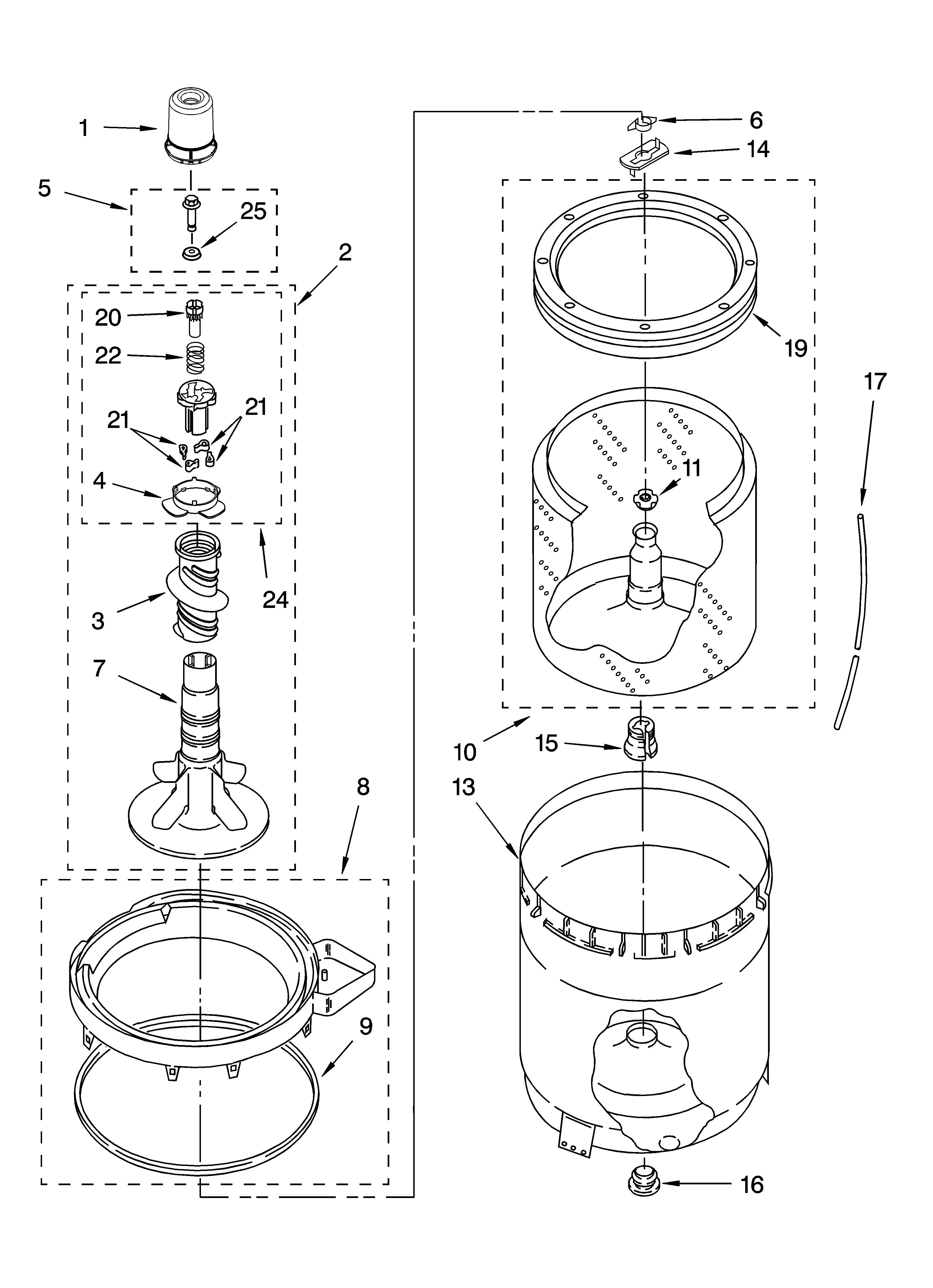 kenmore series 400 washer repair manual model 110