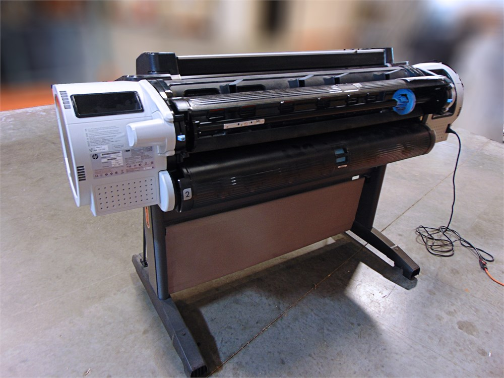 hp designjet t2300 postscript manual