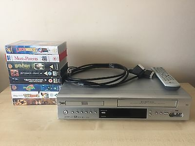 philips video cassette recorder model no svva106at22 manual