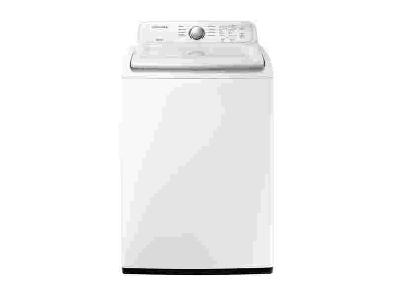 samsung top load self clean washer manual
