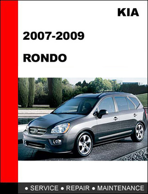 2008 kia rio repair manual pdf