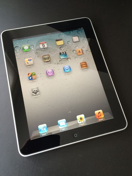apple ipad model a1219 manual