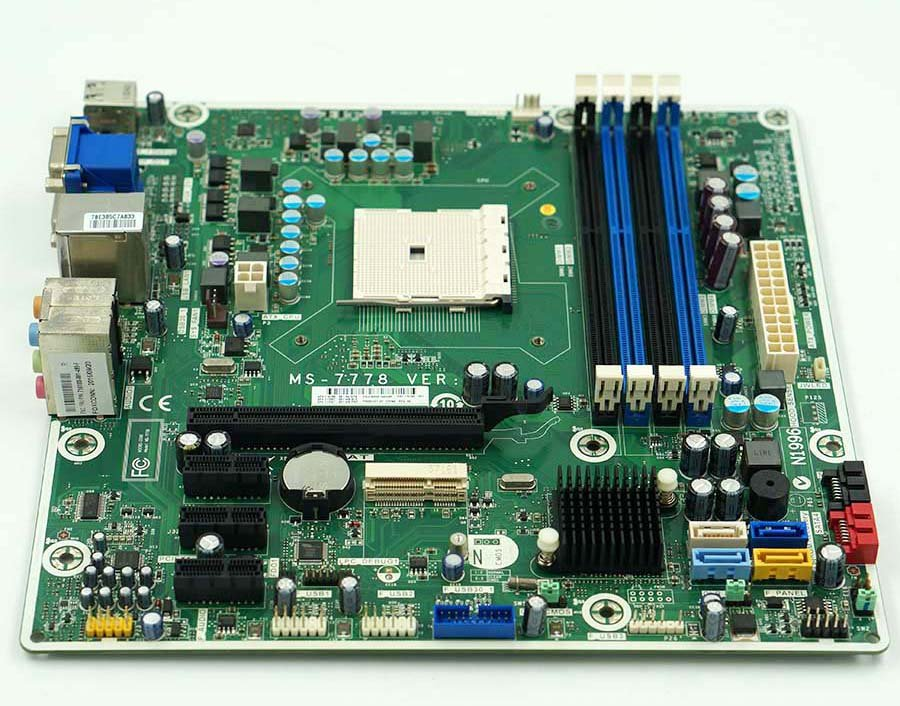 hp ms 7778 motherboard manual