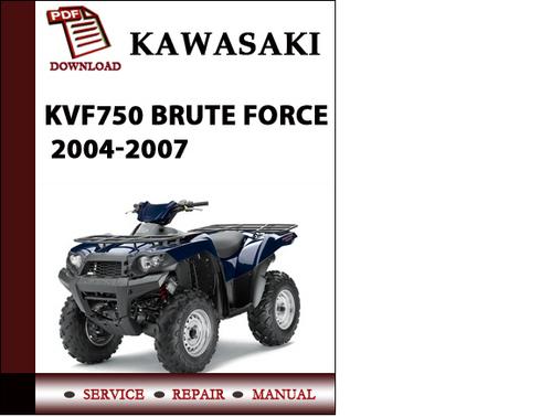 kawasaki repair manual free download