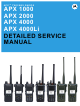 motorola xts3000 detailed service manual download