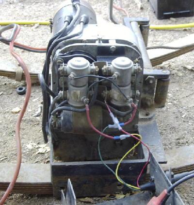 warn winch operating manual older 8000 model