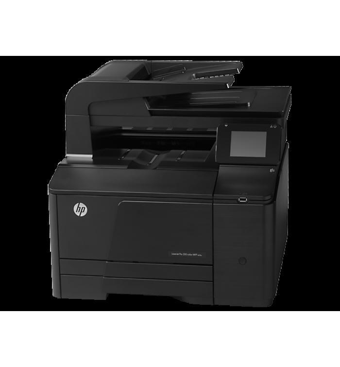 hp laserjet pro 200 colour mfp m276n manual