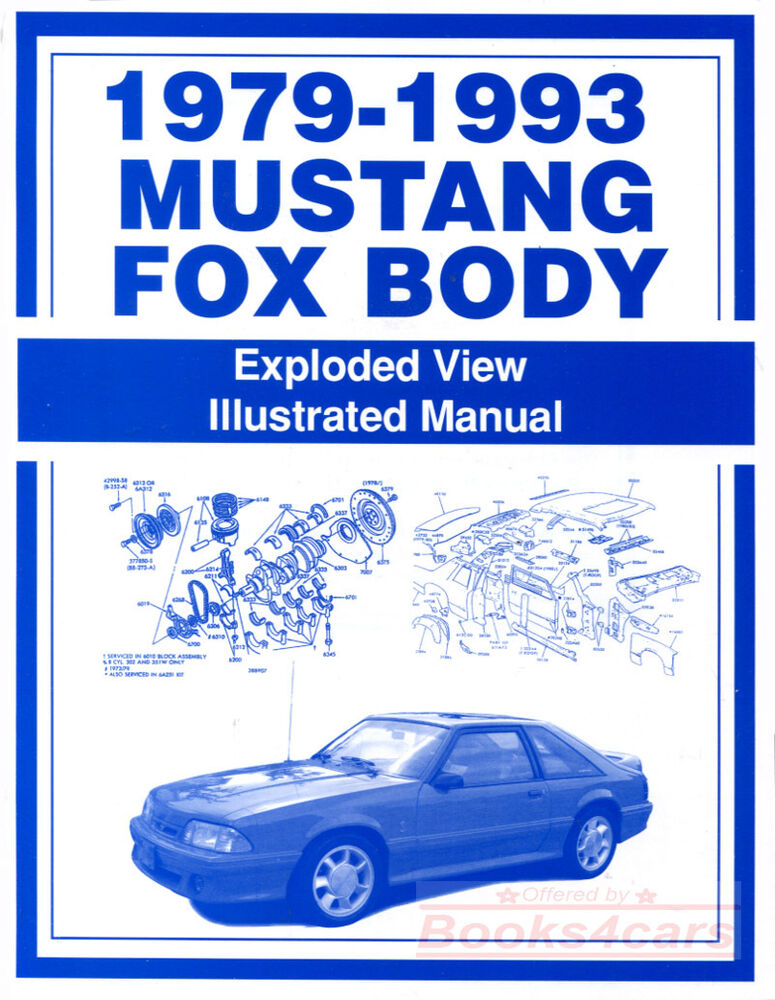 1981 ford mustang repair manual free download