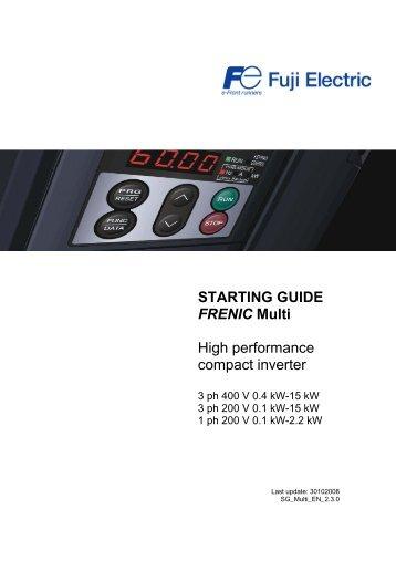 fuji frenic 5000g9s manual download